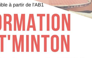 Formation FIT'Minton
