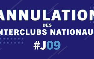 InterClubs Nationaux 19/20 -J9-